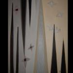 10 Star-allegro, oil, canvas 71x51 cm