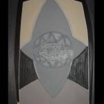 11 Star-allegro, oil, canvas 54x40 cm