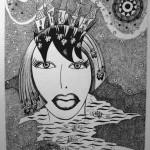 14 D`orla, india ink, paper 17x22 cm