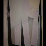 8 Star-allegro, oil, canvas 71x51 cm