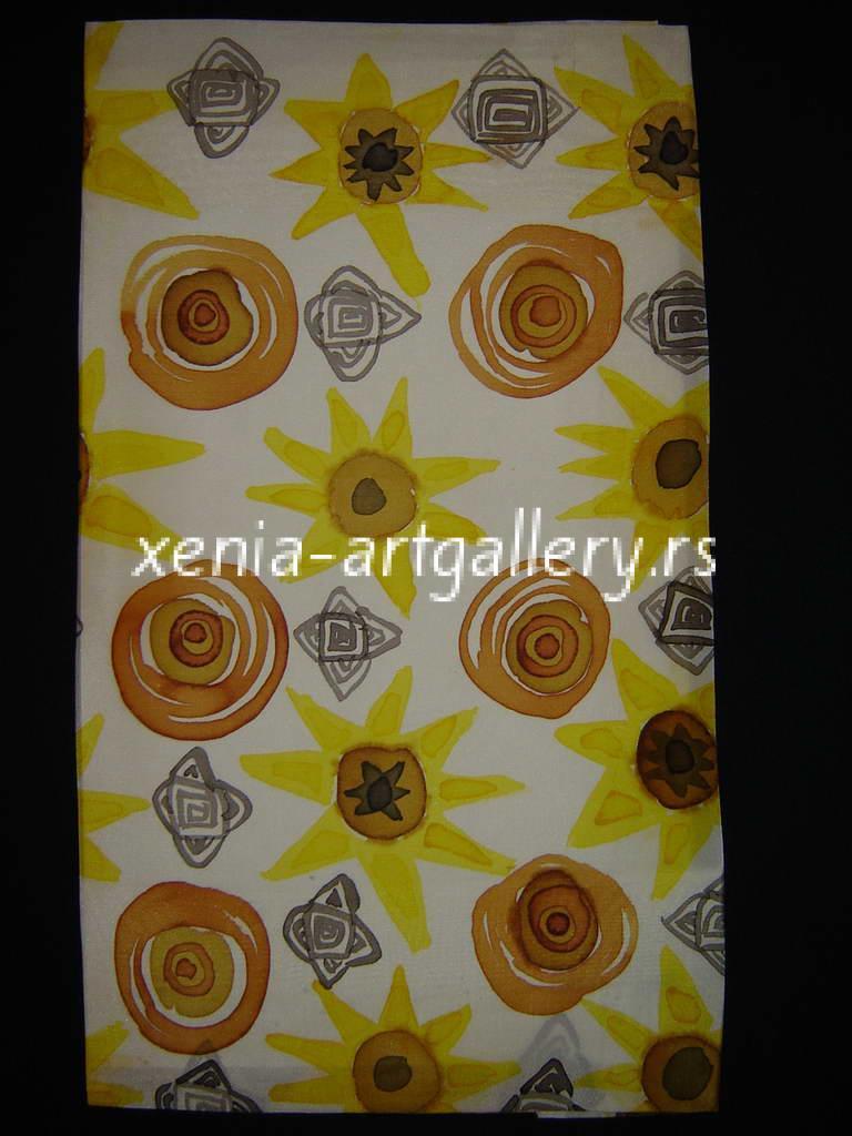 1 Paintings on Silk