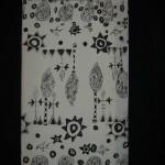 8 Paintings on Silk