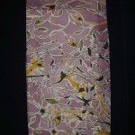 9 Paintings on Silk